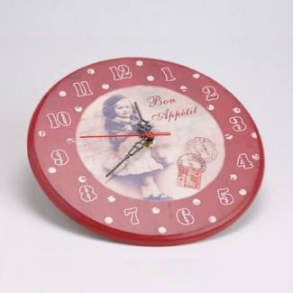 Horloge Bon Appétit