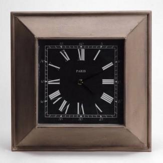 Horloge bombée esprit paris