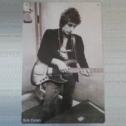 Plaque Bob Dylan
