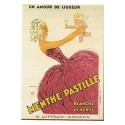 """Plaque Liqueur Giffard """"Menthe-Pastille"""""""