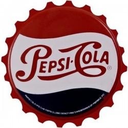 Décapsuleur aimanté Pepsi rouge