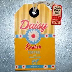 Etiquette murale décorative Daisy