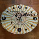 Horloge La Brasserie des Cycleux